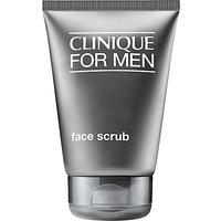 Clinique For Men Face Scrub, 100ml