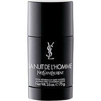 Yves Saint Laurent La Nuit de LHomme Deodorant Stick