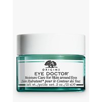 Origins Eye Doctor Moisture Care For Skin Around Eyes, 15ml
