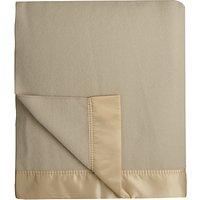 John Atkinson by Hainsworth Empress Merino Wool Blanket