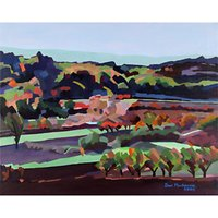 Sue MacKenzie - Provence Countryside