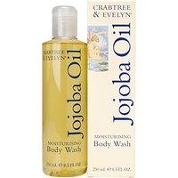 Crabtree & Evelyn Jojoba Oil Moisturising Body Wash, 250ml