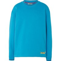 Beavers Long Sleeve Sweatshirt, Turquoise