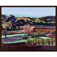 Sue MacKenzie - Provence Countryside