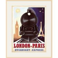 Steve Forney - London-Paris Overnight Express