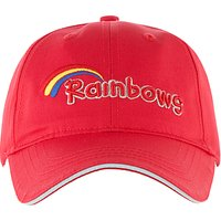 Rainbows Uniform Cap, Red