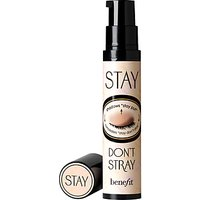 Benefit Stay Don't Stray Stay-Put Primer for Concealers & Eyeshadows, Light / Medium