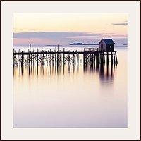 Paul Rezendes - Old Wharf Dawn