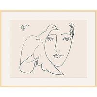 Pablo Picasso - Visage de la Paix