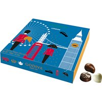 Godiva London Souvenir Chocolate Selection, 180g
