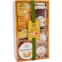 Cottage Delights Savoury Hamper, 850g