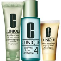 Clinique 3-Step Intro Kit for Skin Type 4