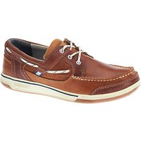 Sebago Triton 3-Eyelet Leather Boat Shoes