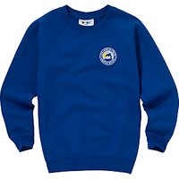 Dolphin School Unisex Sports Sweatshirt