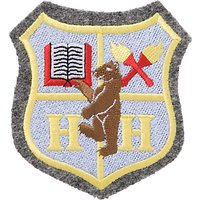 Hornsby House School Unisex Blazer Badge, Multi