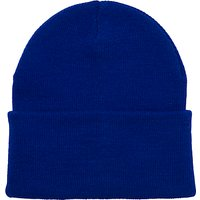 School Unisex Ski Hat, Royal Blue