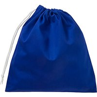 School Shoe Bag, Royal Blue
