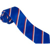 Aberdeen Grammar School Unisex Tie, Blue/Red
