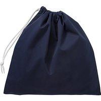 School Shoe Bag, Navy