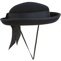 School Girls Felt Hat, Navy