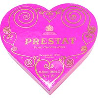 Prestat Heart Chocolates And Truffles Assortment, Large, 185g