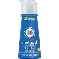 Method Laundry Detergent, Fresh Air