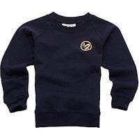 Swanbourne House School Unisex Sweatshirt, Navy