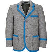 Unisex School Blazer, Grey