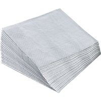 Caspari Paper Cocktail Napkins, Pack of 20, 25 x 25cm