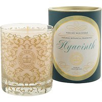 Kew Gardens Hyacinth Candle