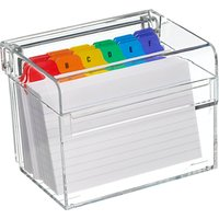 Osco Index Box, Acrylic