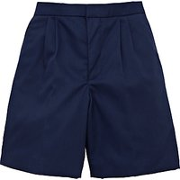 Boys School Summer Shorts, Navy