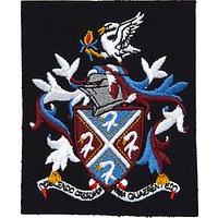 Swanbourne House School Unisex Blazer Badge, Multi