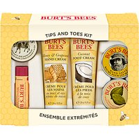 Burts Bees Tips And Toes Skincare Starter Kit