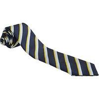 The Village School Tie, Navy Multi