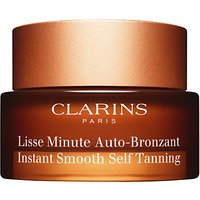 Clarins Instant Smooth Self Tanning, 30ml