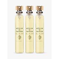 Acqua Di Parma Magnolia Nobile Travel Spray Refill Set, 3 X 20ml