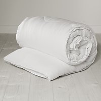 John Lewis Soft Touch Washable Duvet, 13.5 Tog (9 + 4.5 Tog) All Seasons