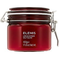 Elemis Lime and Ginger Salt Glow, 410g
