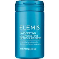 Elemis Invigorating Cal-Metab Plus, 60 Capsules