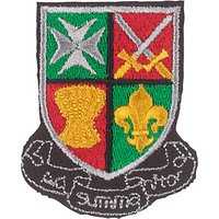 Jordanhill School Girls School Badge