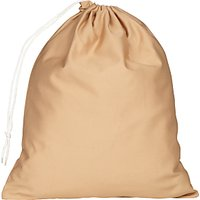 School Shoe Bag, Beige