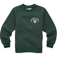 Plantation County Primary School Boys Sweatshirt, Green