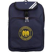 St Johns Walham Green CE Primary School Unisex Junior Backpack