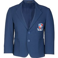Fairley House School Unisex Blazer, Royal Blue