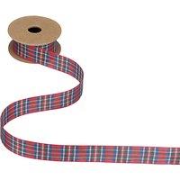 John Lewis Tartan Ribbon, 5m