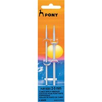 Pony Cable Knitting Needles, Small