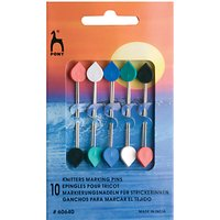 Pony Knitters Marker Pins, Pack of 10