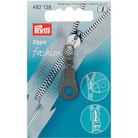 Prym Zipper Pull, Antique Brass