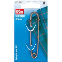Prym Brass Kilt Pin, Bronze Finish, 76mm